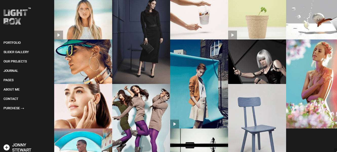 Best WordPress Themes for Photograpers